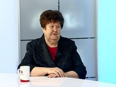 Гость студии - Людмила Кириллова
