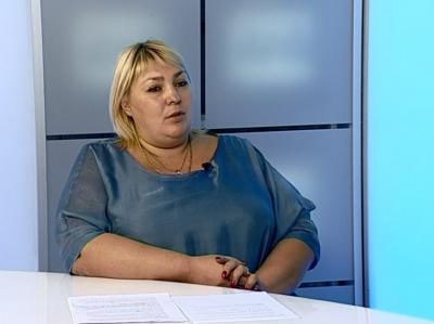 Гость студии - Альбина Корнева