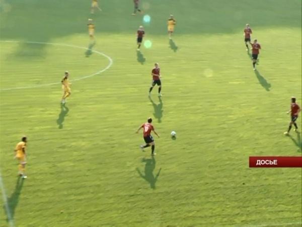 Липецкие футболисты забили в ворота тульской команды 5 мячей