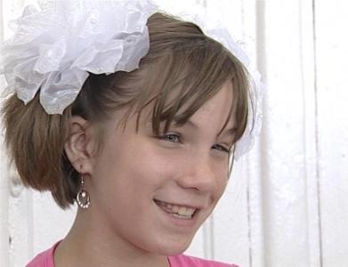 Аня П., 11 лет. Эфир от 23 ноября 2012 года