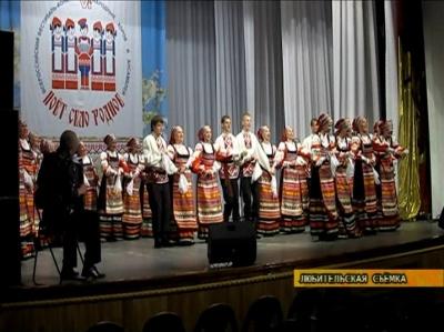 Хор села Подгорное, Липецкий район