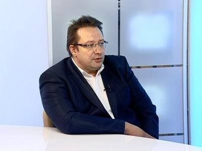 Гость студии - Сергей Сундеев