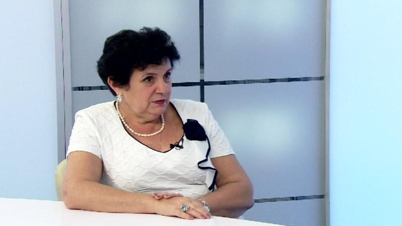 Гость студии - Лариса Володина