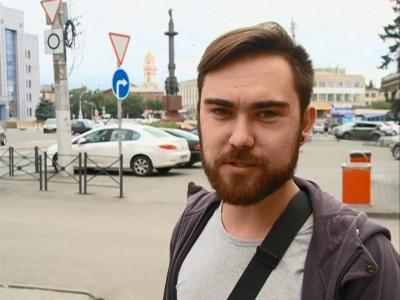 """Николай Митрофанов """"Художник осень"""""""
