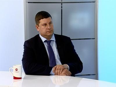 Гость студии - Алексей Байцуров