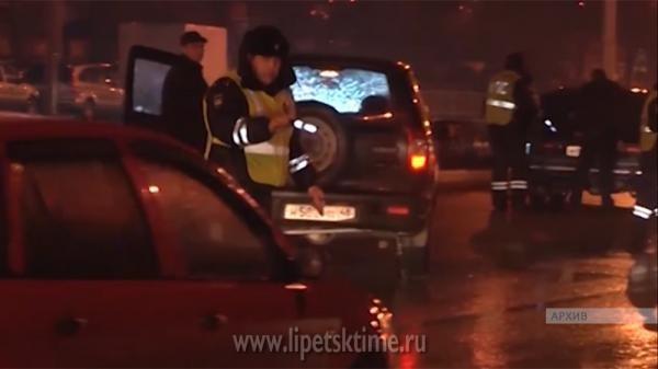Запраздничные выходные вКрасноярске задержали 200 нетрезвых водителей