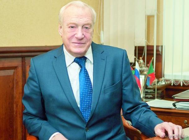 Глава Грязинского района и ветеран госслужбы стали почетными гражданами Липецкой области
