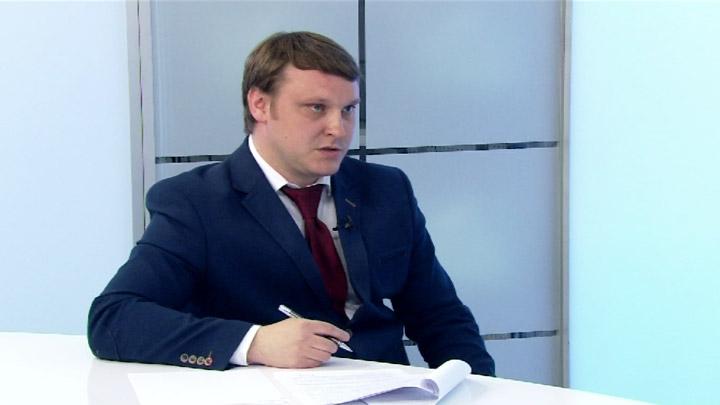 Гость студии - Антон Копышов