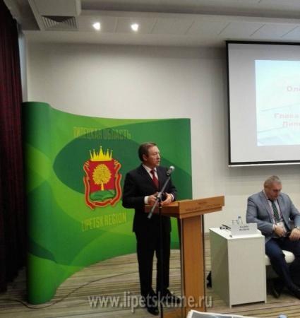 Инвесторы принесли вЛипецкую область новейшую производственную культуру— губернатор