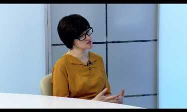 Гость студии - Светлана Симонайтес