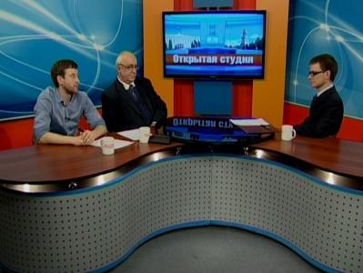 Гости студии: Александр Чиликин, Сергей Поздняков