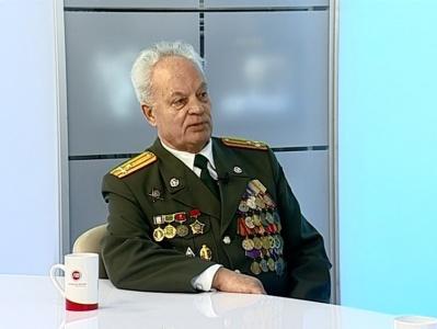 Гость студии - Валентин Сонин
