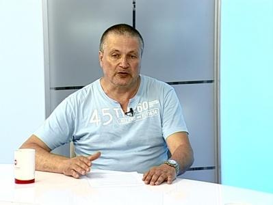 Гость студии - Владимир Ярлыков