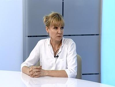 Гость студии - Наталья Сафронова