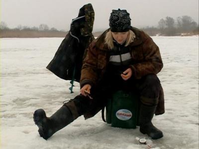 На льду Сухоборья