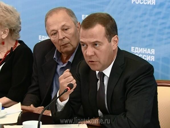 Дмитрий Медведев подтвердил решение о доиндексации пенсий