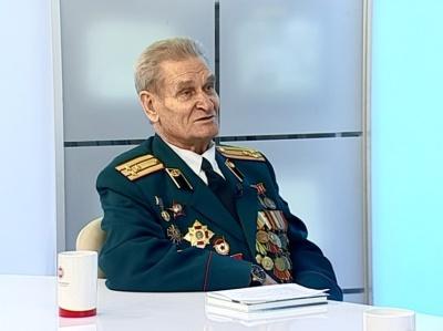 Гость студии - Василий Лелецкий