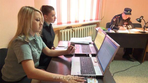 Сосмоленских водителей-должников удалось взыскать 86 тыс. руб.
