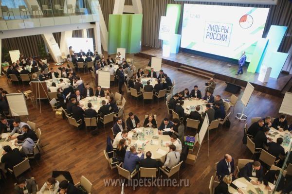 Названы финалисты конкурса «Лидеры России» изрегионов ЦФО