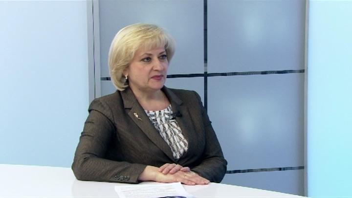 Гость студии - Татьяна Щедухина