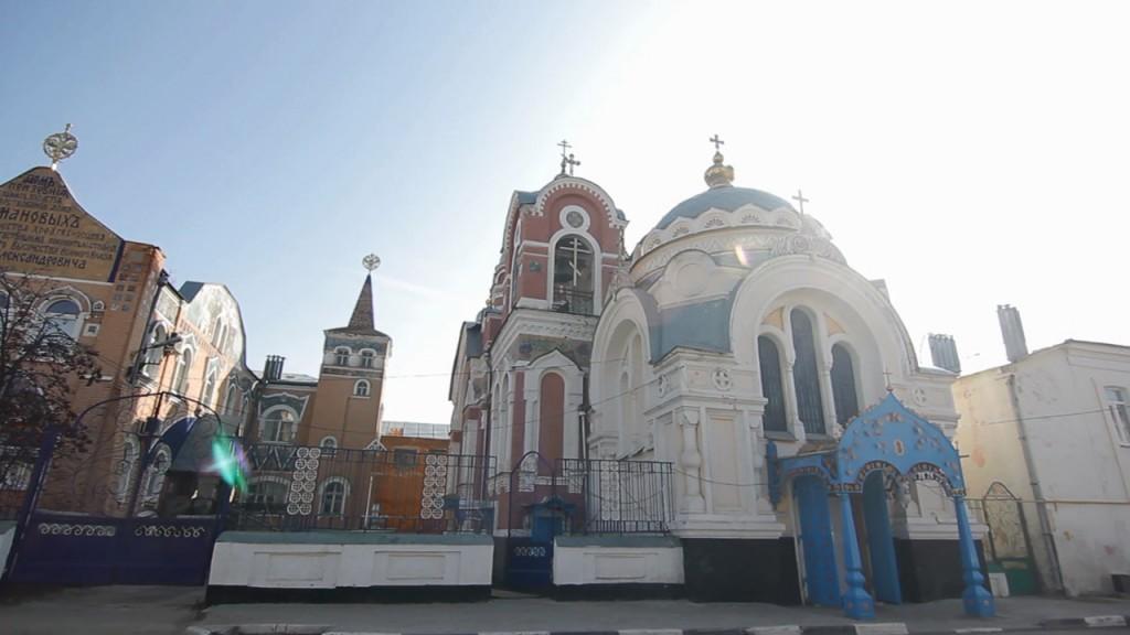 Великокняжеская церковь, г. Елец