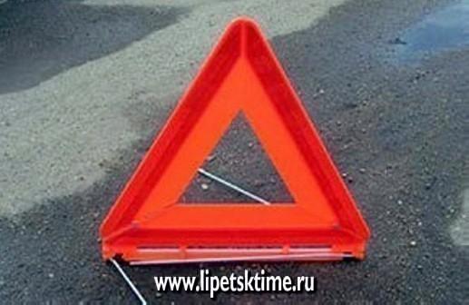 Натрассе под Липецком столкнулись иномарка  и грузовой автомобиль : двое погибли