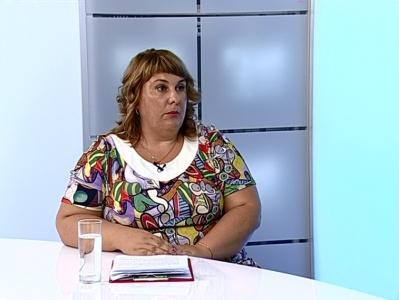 Гость студии - Светлана Марчукова
