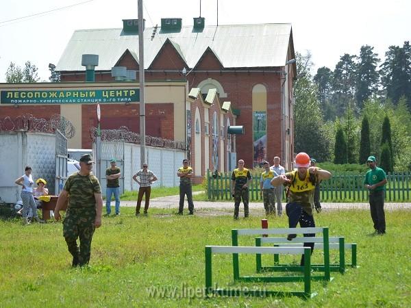 Кировчанин поборется зазвание лучшего лесного пожарного Российской Федерации