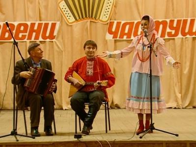 Встречи в Дмитряшевке