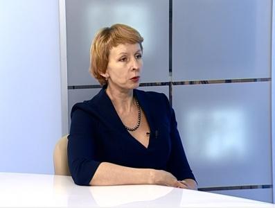 Гость студии - Елена Тамбовская