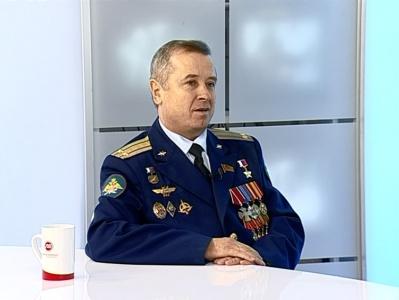 Гость студии - Владимир Богодухов