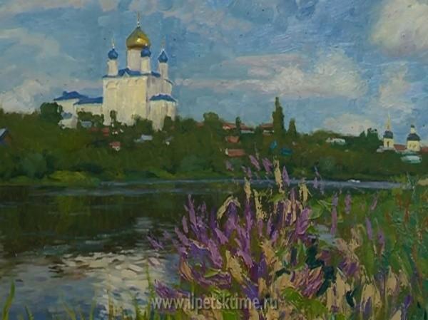 В столице России представят работы сЛипецкого пленэра