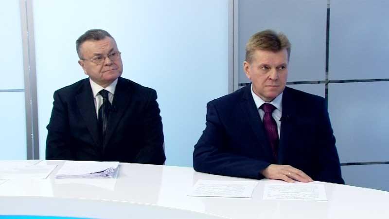 Владимир Подгорный, Валерий Власов