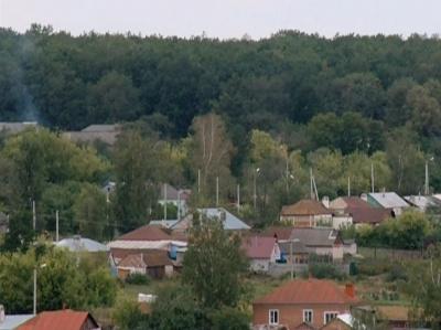 Село Хмелинец, Задонский район