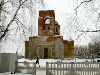 село Срелец, Долгоруковский район. Эфир от 23 января 2013 года