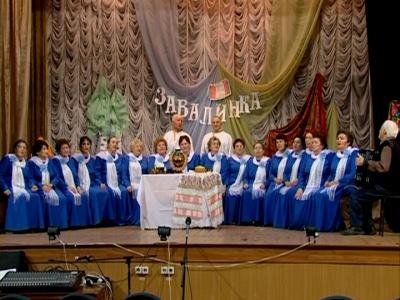 """Хор ветеранов """"Вдохновение"""" с. Доброе"""
