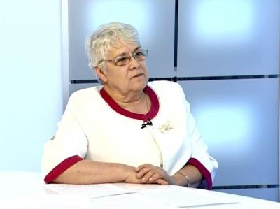 Гость студии - Людмила Затуливетер