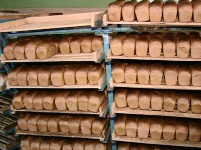 Пекарня в селе Куймань