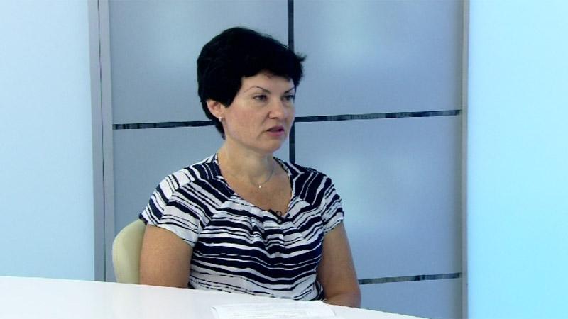 Гость студии - Ирина Николаева