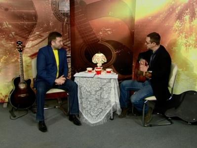 Гость студии - Вадим Петренко