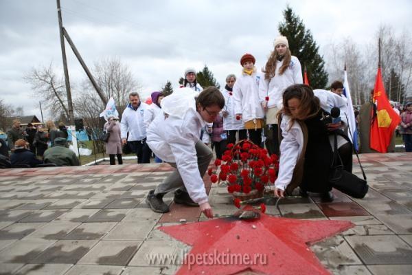 Сегодня Курск посетили участники всероссийского автопробега