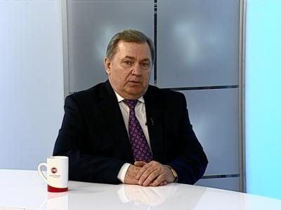 Гость студии - Николай Тагинцев