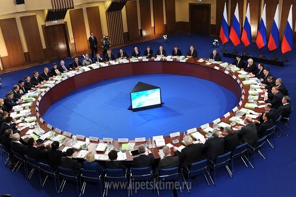 ВЯрославле начинается совещание президиума государственного совета под председательством В.Путина
