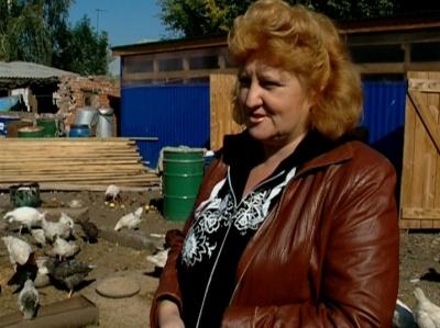 Фермер Наталья Малютина