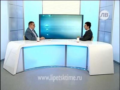 Гость студии - Сергей Шинкарев