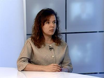 Гость студии - Жанна Хайрединова