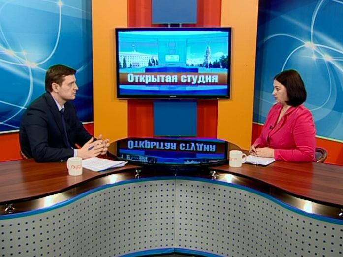 Гость студии - Денис Надеев