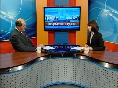Гость студии - Владимир Дементьев. Эфир от 17 января 2013 года