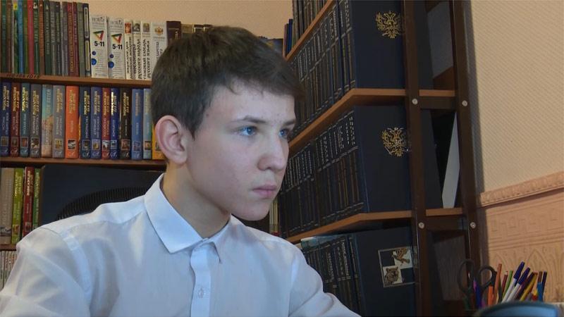 Герой программы - Вадим