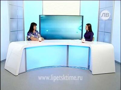 Гость студии - Татьяна Мельникова